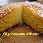 recette Basboussa à la noix de coco version Antillaise