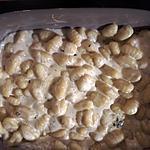 recette Gnocchis en gratin au fromage