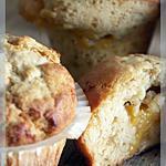 """recette Muffins """"concentré d'été"""""""