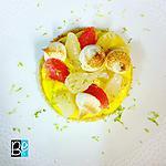 recette Le sablé breton gourmand aux agrumes