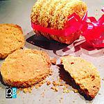 recette Les sablés bretons à la vanille