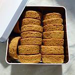 recette Les palets bretons