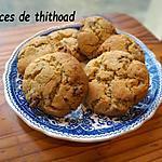 recette cookies aux noix de pécan