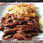recette Bœuf Caramélisé Sauce Soja