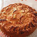 recette Ciambellone aux pommes