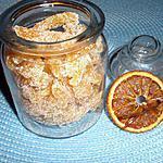 recette Ecorces de citron confit
