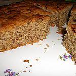 recette Gâteau aux noix des écoles