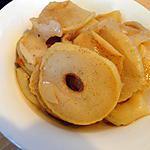 recette Compote de pommes séchées