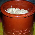 recette Crème de riz aux saveurs douces d'enfance