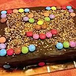 recette Gateau au chocolat et creme