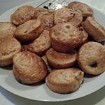 recette Muffins banane chocolat
