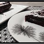 recette Fondant au chocolat et à la farine de Châtaigne