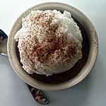 recette Iles flottantes au chocolat (compatible dukan)