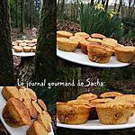 recette Muffins au turron d ' Alicante