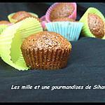 recette Muffins tout chocolat
