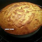 recette CAKE AU YAOURT ET AUCITRON
