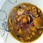 recette Chaudrée au poulet (compatible dukan)