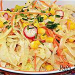 recette Salade de Fenouil