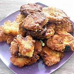 recette Galettes de purée au gruyère et au jambon