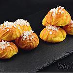 recette Chouquettes (environ 30 - 36 pièces)
