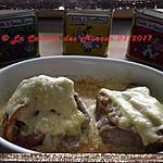 recette Escalopes de Veau gratinées