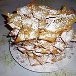 recette Bugnes Lyonnaises, de maman