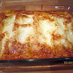 recette lasagnes simple à la ratatouille