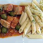 recette Sautè de porc sauce tomate