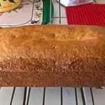 recette Gâteau au yaourt Noix de coco râpée et zeste de citron vert