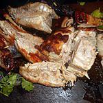 recette Poitrine de porc roti au miel
