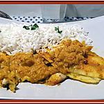recette Filets de Limande au Curry