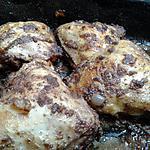 recette Poulet mariné à l'oriental