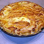recette Quiche pomme de terre munster jambon