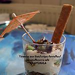 recette Tiramisu Kiwi/crêpes dentelles/caramel beurre salé