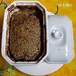 recette Pain de viande épices orientales
