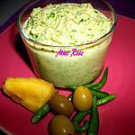 recette SATINI aux OLIVES VERTES dénoyautées, PETITS PIMENTS VERTS et GINGEMBRE