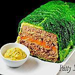 recette Pain de Chou Farci