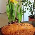 recette CAKE AU FRUITS CONFITS