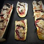 recette Courgettes façon pizza au merzer