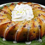 recette Kouglof / Bundt Cake aux Fruits Confits