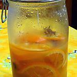 recette Oranges confites aux épices