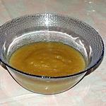recette compote de pomme/ poire/ miel