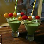 recette gaspacho de concombre