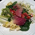 recette Salade composée printanière