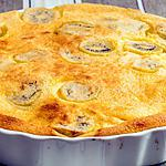 recette Clafoutis aux kiwis