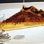recette Tarte citron facon crème brûlée