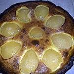 recette Tarte au poire