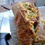 recette Cake aux Courgettes et Ravioles