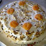 recette gateau mascarpone et abricots