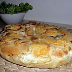 recette Flamiche au Maroilles